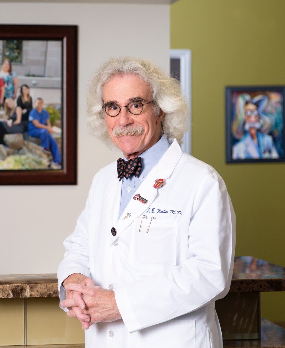 Dr. Lawrence B. Werlin: A 2018 Super Doctor