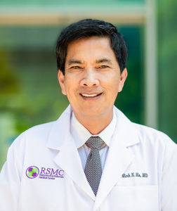 Dr. Minh N. Ho, M.D., F.A.C.O.G - Southern California Fertiltiy Doctor