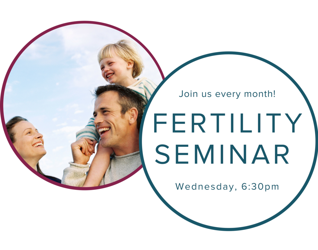 Orange County fertility clinic fertility seminar