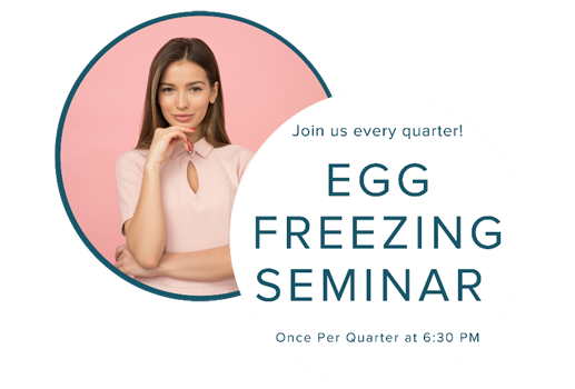 fertility clinic irvine egg freezing seminar