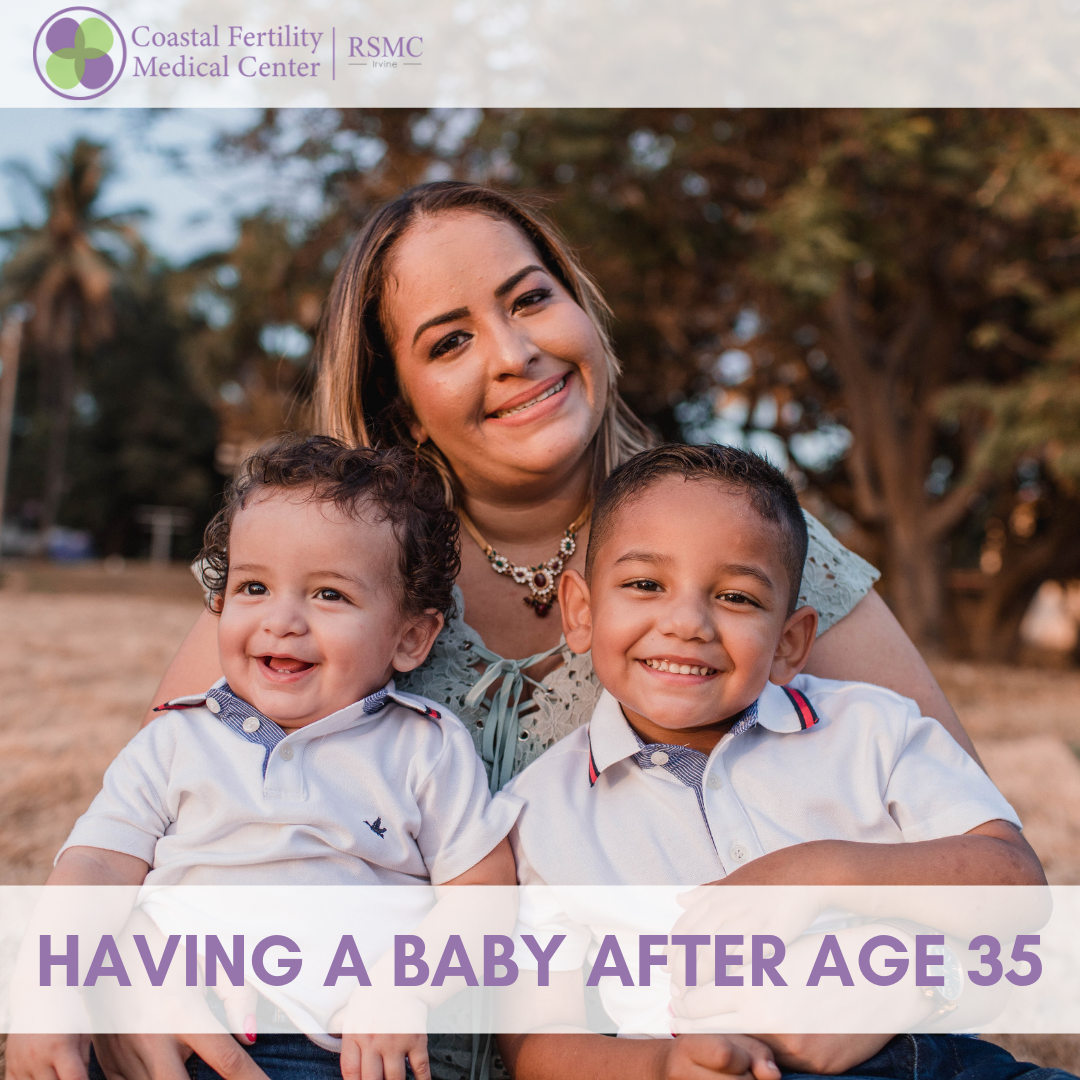 Having a Baby After Age 35!