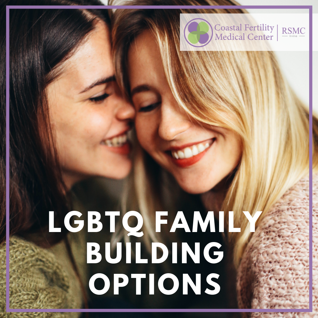 LGBTQ Family Building Options