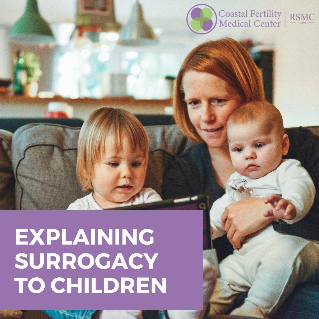 Explaining Your Surrogacy Journey to your Children