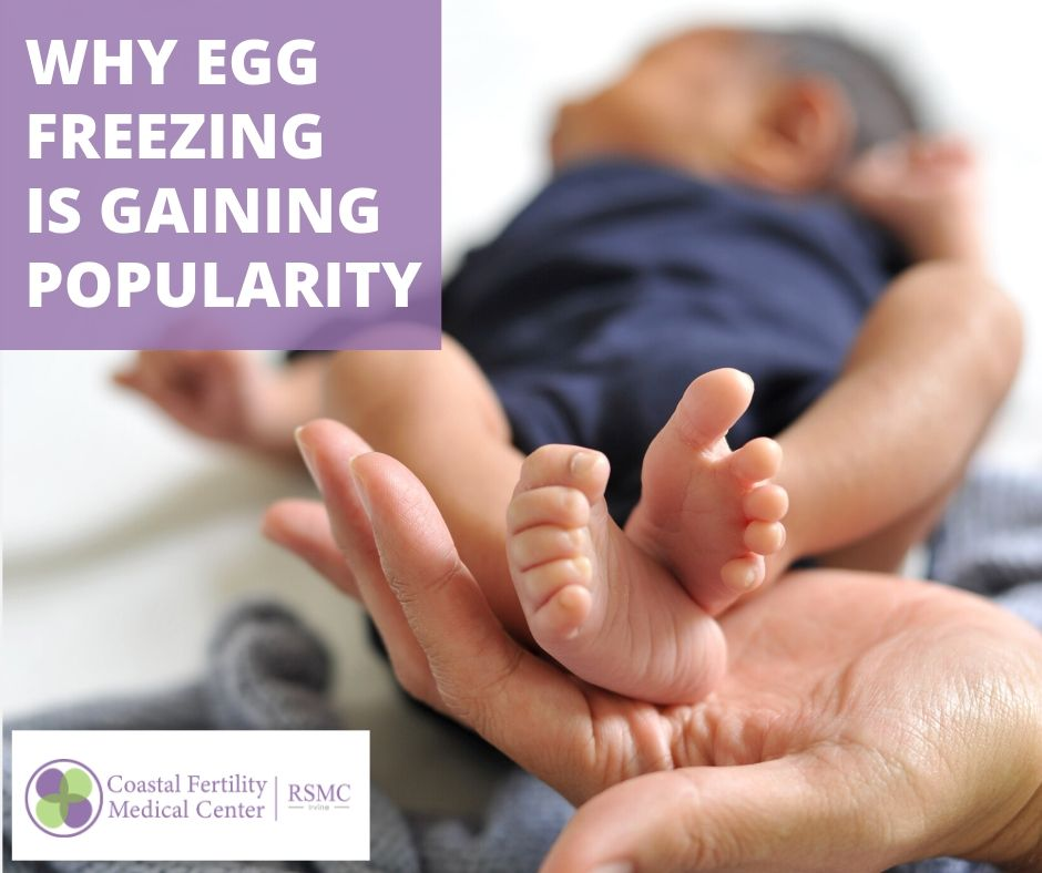 Why Egg Freezing is Gaining Popularity