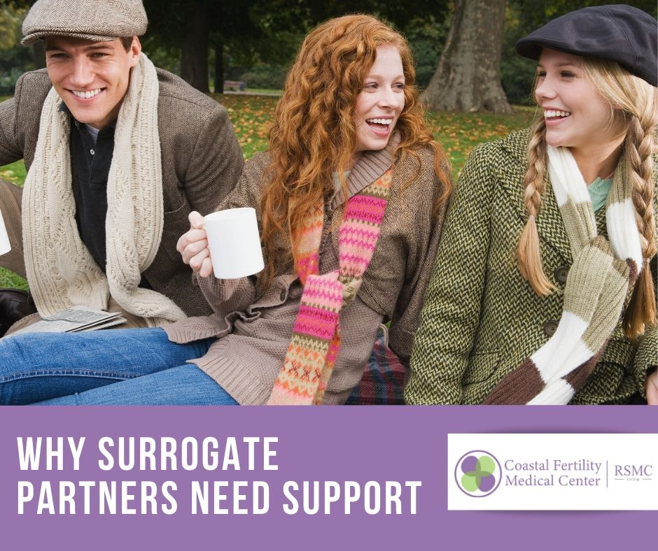 Why Surrogate Partners Need Support