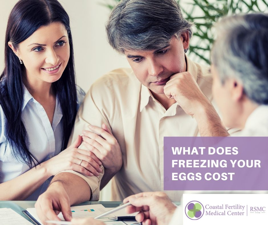 What Does Freezing Your Eggs Cost