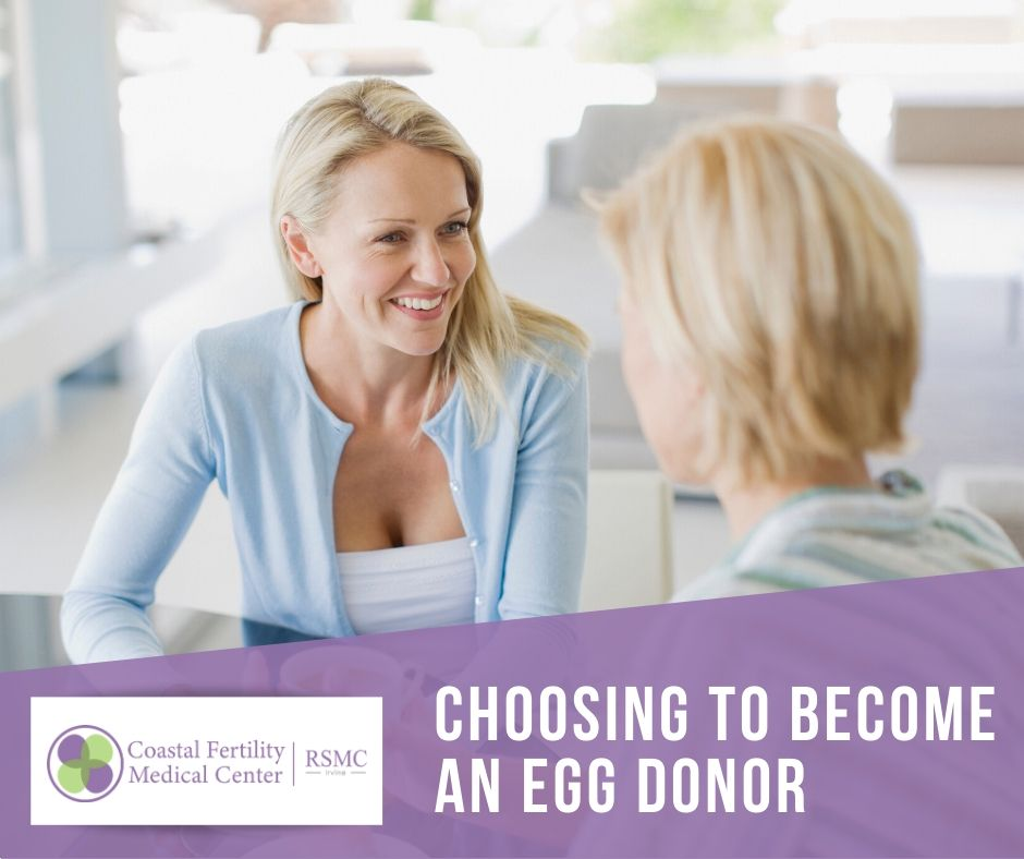 Choosing to Become an Egg Donor