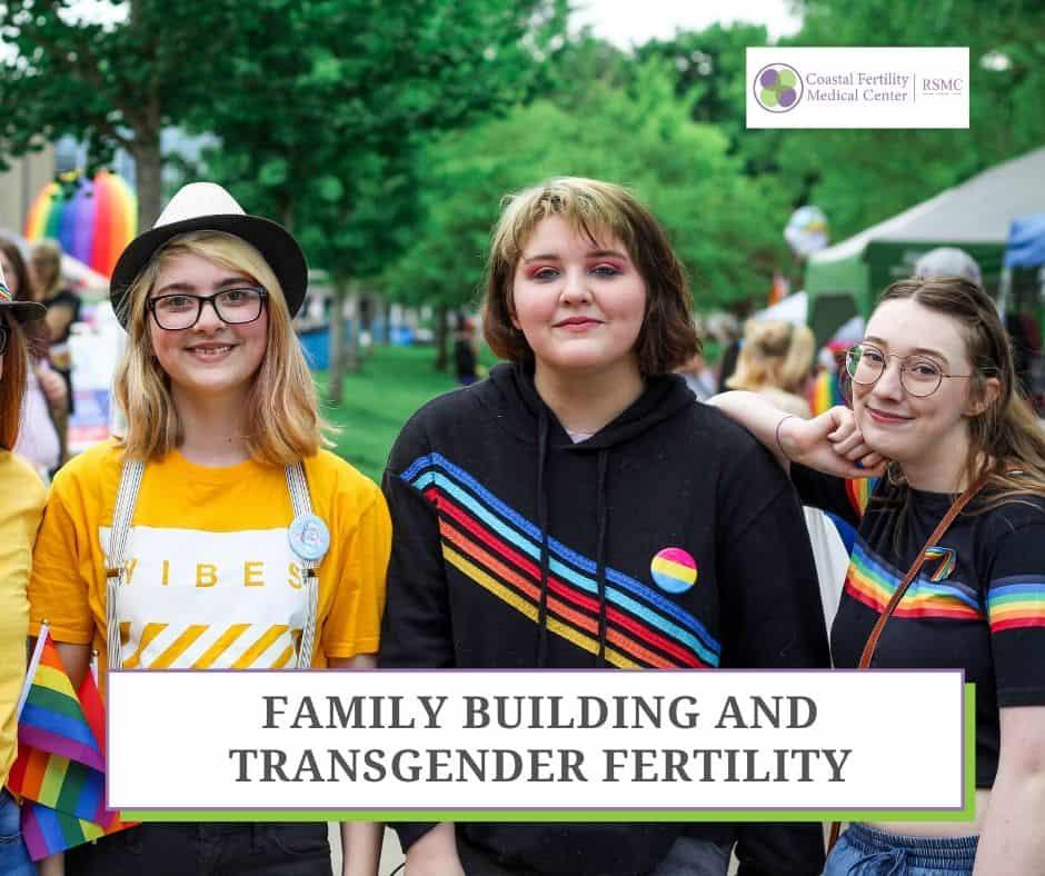 Family Building and Transgender Fertility