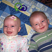 Genevieve & Grayson